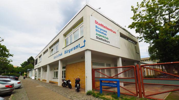 Stadtteilzentrum Charlottenburg-Nord